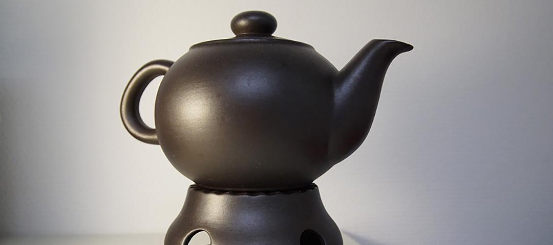 Chinesische Tee-Zeremonie in der Naturheilpraxis für TCM in München